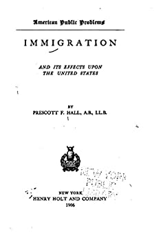 the effects of immigration to the united states future The environmental impact of immigration into the united states jason dinalt (reprinted from carrying capacity network's focus, vol 4, no 2, 1997).