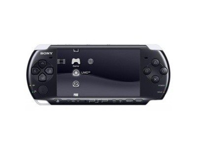 PSP 3000 invisibleSHIELD (Screen)