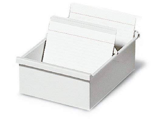 Caja de almacenaje Exacompta color gris A5, 1200 hojas