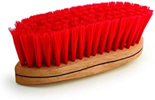BRUSH?CURVED?BACK?RED?2200
