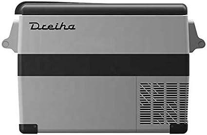 Dreiha CBX45 - Nevera Portátil con Compresor LG, CoolingBox 45, Conexiones 12V / 24V 0 110V/ 220V, Enfriamiento de -20ºC a +20ºC,Para Camping, ...