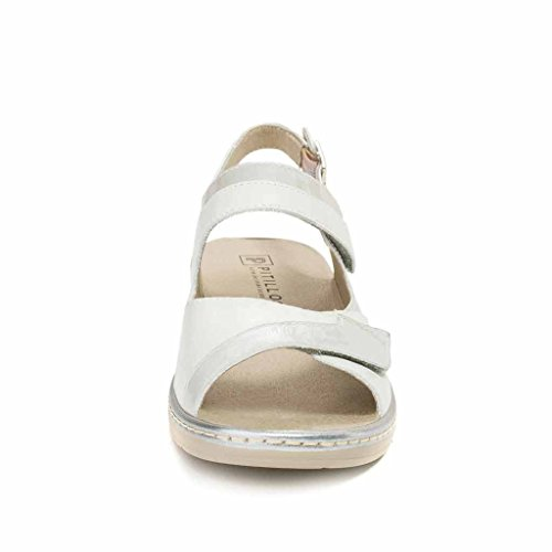 5196 Hielo Mujer Pitillos Sandalia Ss18 EHwvI70xq