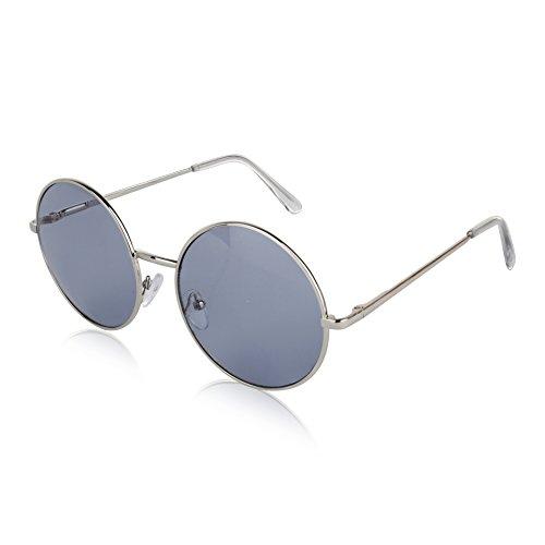 SunnyPro Fake Tinted Sunglasses Thin Gradient Lens Sun Glasses For Women -