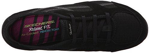 Skechers Damen DreamchaserAnte Up Sneakers Schwarz (Blk)