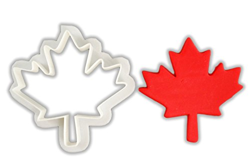 Maple Leaf Cookie Cutter - LARGE - 4 Inches