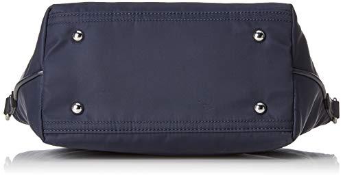 Davos dark Cartella Shz blau Handbag Blu Donna Bogner Blue Luisa 1xwTq88