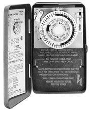 Paragon Controls (Paragon defrost timer 120V 1NC 1NO contacts)