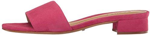 SCHUTZ Women's Elke Slide Sandal, Rose Pink, 6.5 M US