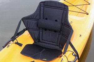 Skwoosh High Back Kayak Seat with adjustable lumbar support and waterproof nylon seat | Made in USA by Skwoosh (Image #4)