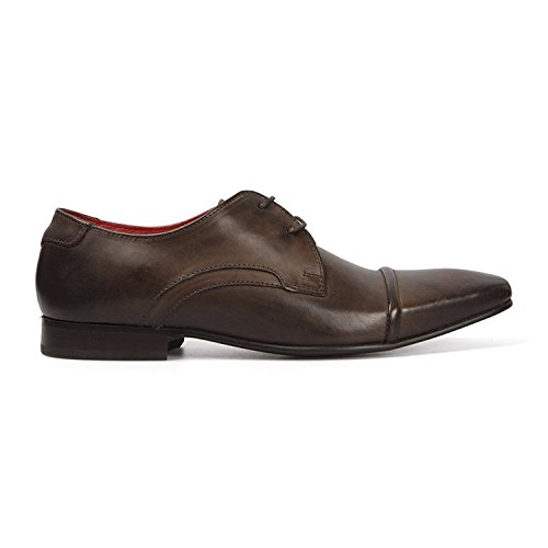 Uomo Base Brown Oxford Collo London Basso qtx7pzt