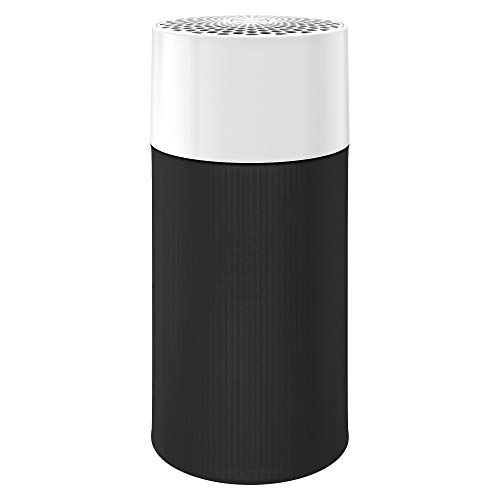 - Blue Pure 411 Air Purifier 3 Stage with Two Washable Pre-Filters, Particle, Carbon Filter, Captures Allergens, Odors, Smoke, Mold, Dust, Germs, Pets, Smokers, Small Room (Renewed)