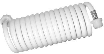 Wash Down Hose 25' White by T & H MARINE SUPPLIES by T & H MARINE SUPPLIES