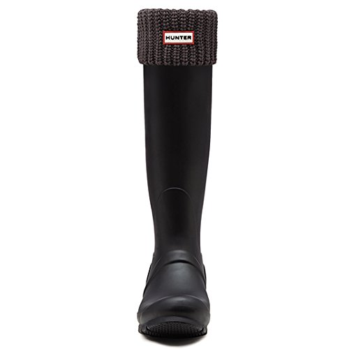 Unisex Adults Hunter Half Cardigan Original Long Wellington Boot Socks B01JUP4AMY 11-13|Dark Slate
