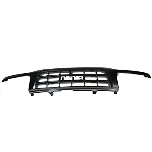 Koolzap For 98-99 Amigo Pickup Truck Front Grill Grille Assembly Black IZ1200131 8971757080