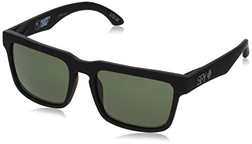 SPY Optic Helm Sunglasses | Polarized Available | Available with Happy Lens Tech ()