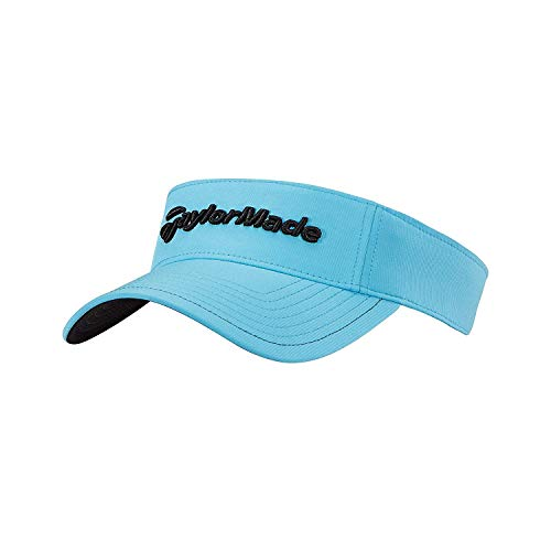 - TaylorMade Golf 2018 Women's Women's Radar Visor, Light Blue, One Size