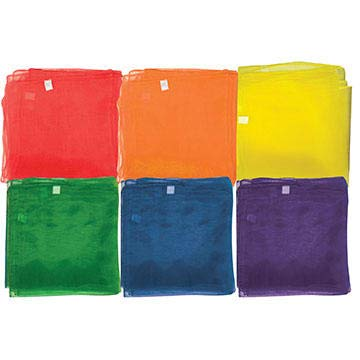Palos Sports Juggling Movement Rhythm and Dance Scarves (Bag of 108) by Palos Sports (Image #2)