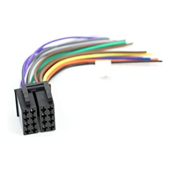 xtenzi car radio wire harness compatible with. Black Bedroom Furniture Sets. Home Design Ideas