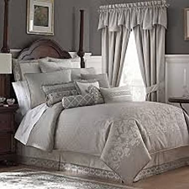 Waterford Linens Colleen Reversible Comforter Set cal king