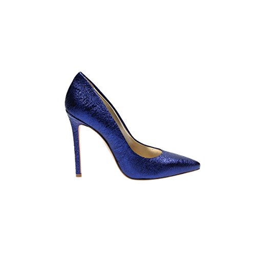 Marc Ellis Cuero Azul Altos Ma1001c Mujer Zapatos ffx0qra