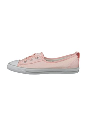 Converse All Star Lace W Manoletinas Vapor Pink/ White/ Mouse
