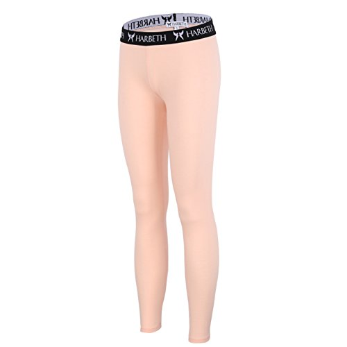 HARBETH WomenS Length Cotton Legging