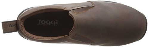Cheeko Mocasines Adultos Toggi 37 Marrón CHECCO Norfolk Unisex 464qxR0F