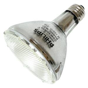 Par30 Metal (Philips 223305 - CDM35/PAR30L/M/FL - 39 Watt Metal Halide PAR30 Light Bulb, Medium Flood)