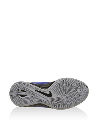 Nike Prime Hype Df Ii (Gs), Zapatillas de Baloncesto para Niños Azul / Plateado / Negro (Gm Ryl / Rflct Slvr-Blk-Wlf Gry)