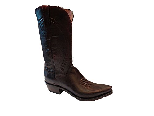 Black Mad Dog Goat (LUCCHESE BLACK CHERRY MAD DOG GOAT N1658.54 8.5)