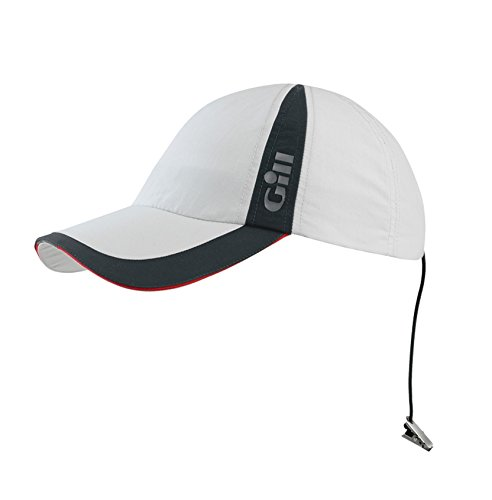 Gill Race Cap One Size Silver