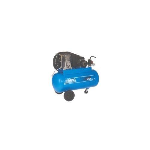 Compresor de 100 litros HP2 Blue abac Motor Trifásico 380 - 400 V ...