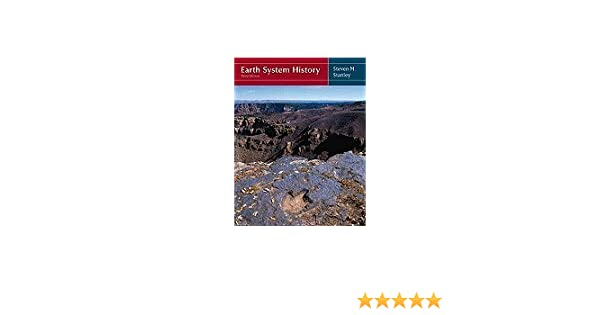 Earth System History Stanley 3rd Edition Pdf