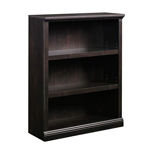 Sauder 420175 3-Shelf Bookcase, L: 35.28