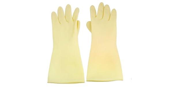 Amazon.com: Los guantes de látex de caucho eDealMax ...