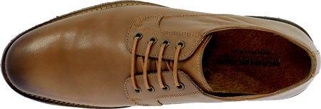 for cheap Nunn Bush Men's Howell Plain-Toe Oxford Tan Leather discounts cheap price amazing price cheap price E9XEeEr9d
