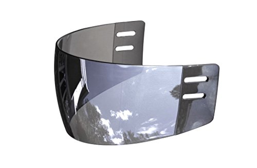 Ronin R3M MIRROR Straight-Cut Hockey Visor (Anti-Scratch / Anti-Fog)
