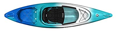 Perception Kayak Impulse Sea Spray, Blue/White, Size 10