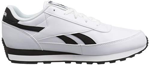 Blanco black white Clásico 7 Renacimiento m us D Hombres Us Reebokclassic Renaissance 0xFwIfY