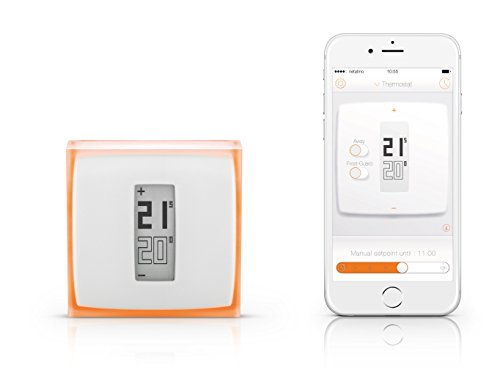 NTH01-FR-EC - Smart thermosat by Starck for mobile devices