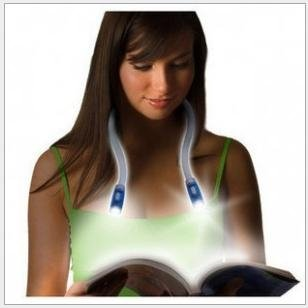 Flexible Neck Led Reading Light Huglight in US - 8