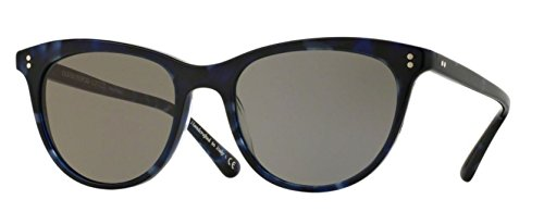 New Authentic Oliver Peoples OV 5276 SU JARDINETTE SUN 1573R5 COBALT TORT - Peoples Oliver Jardinette Sun
