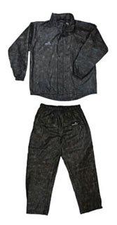 Frogg Toggs Dri Ducks Trail Pac Rain Suit, Black, XX-Large, Outdoor Stuffs