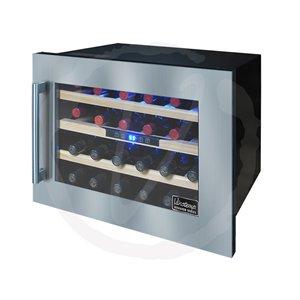 24 Bottle Seamless Wall-mounted Wine Cooler