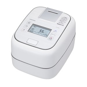 TOSHIBA Vacuum Pressure IH Jar Rice Cooker RC-10ZWL-W (Grand White)【Japan Domestic genuine products】