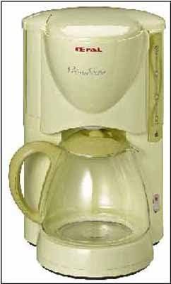 Tefal 8826.43 Primavera – Cafetera eléctrica Lemon de color verde: Amazon.es: Hogar