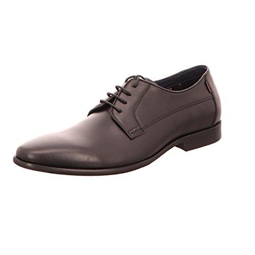 Steve1001950 Move Schwarz Business Glatt Schuh Leder Digel X1P41w