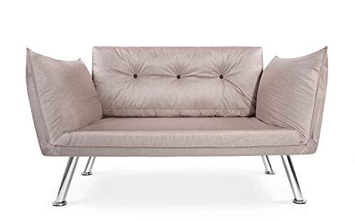 Easysitz Sofa 2 Sitzer Schlafsofa Zweisitzer Klein 2 Sitzer Couch Schlafsessel Bettsofa Futon Bed Sessel Sitz Kleines Sitzen Fur 2er Ein Einer Zweier