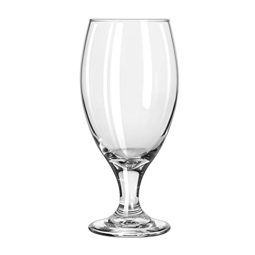 Libbey 3915 Teardrop 14.75 Ounce Beer Glass - 36 / CS by Libbey (Image #3)