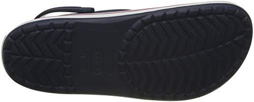 Adulto Unisex Bleu Marine Crocs Zoccoli Crocband FtEwAqO7